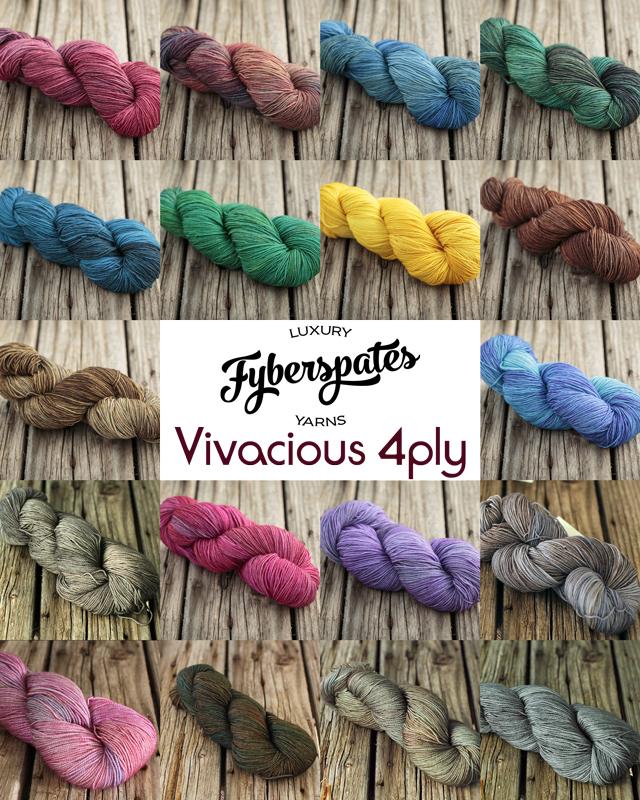 Vivacious 4ply