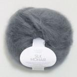 Sandnes Silk Mohair f1076 grå