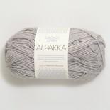 Sandnes Alpakka f1032 ljusgrå