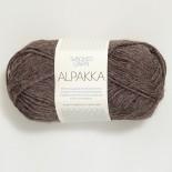 Sandnes Alpakka f2652 brun