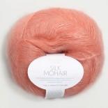 Sandnes Silk Mohair f4217 korall