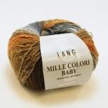 Lang Mille Colori Baby f75 brunrostgrå