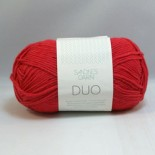 Sandnes DUO f4219 röd