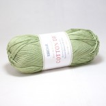 Sirdar Cotton DK f0506 lindblomsgrön