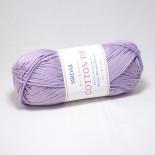 Sirdar Cotton DK f0518 ljuslila