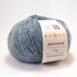 Rowan Felted tweed 173 Duck egg