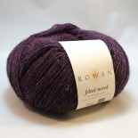 Rowan Felted tweed 151 Bilberry djuplila