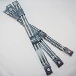 Lana Grossa jumperstickor Aluminium