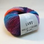 Lang Mille Colori Baby f06 orangeceriselilaturkos