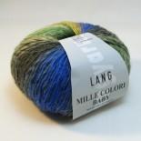 Lang Mille Colori Baby f18 grönblåorange