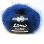 Lana Grossa Silkhair Melange f716 Blå - utgår