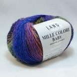 Lang Mille Colori Baby f25 mörk regnbåge