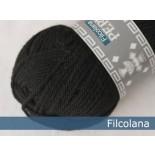 Filcolana Peruvian Highland wool f102 Svart