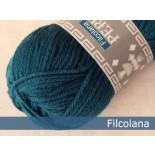 Filcolana Peruvian Highland wool f202 grönblå