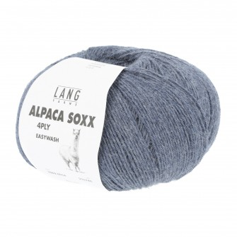 Alpaca SOXX 4ply easywash