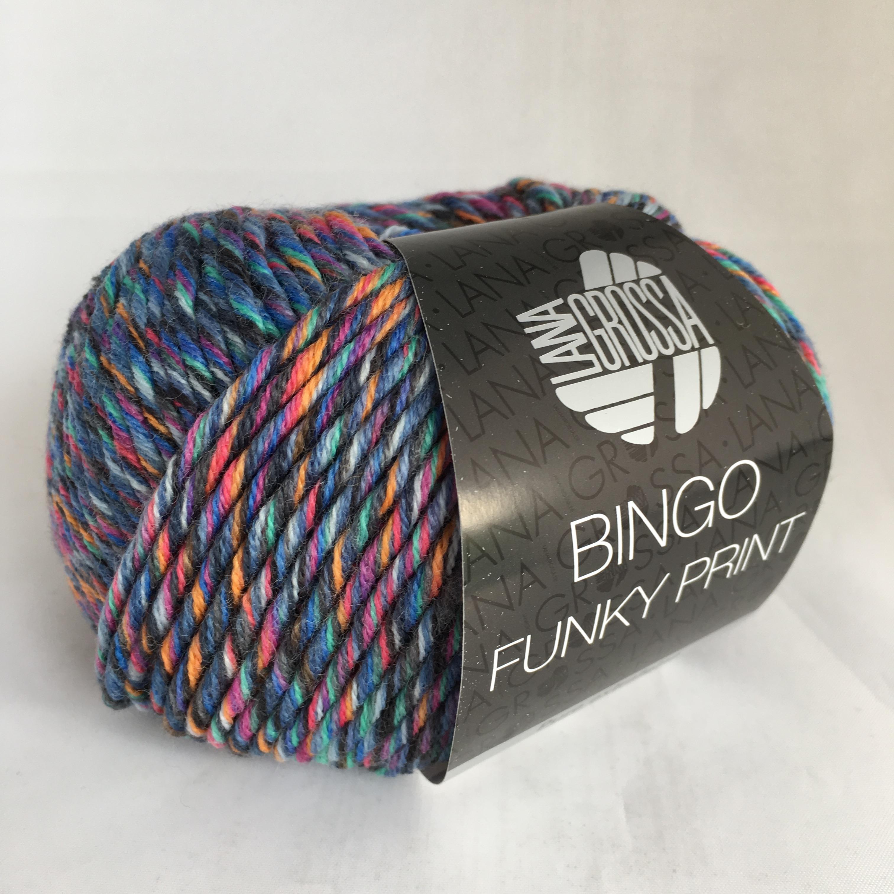 Bingo Funky Print