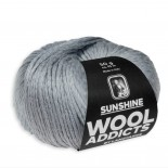 Wool Addicts Sunshine f0024 grå