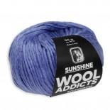 Wool Addicts Sunshine f0034 mellanblå