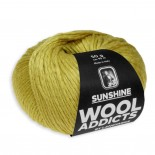 Wool Addicts Sunshine f0050 gul