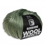 Wool Addicts Sunshine f0098 olivgrön