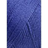 Lang yarns Soft Cotton f0006 blå