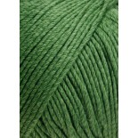 Lang yarns Soft Cotton f0018 grön
