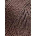 Lang yarns Soft Cotton f0064 brun