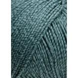 Lang yarns Soft Cotton f0074 havsgrön