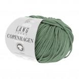 Lang yarns Copenhagen f0017 grön