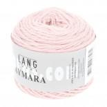 Lang yarns Aymara f0009 ljusrosa