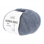 Lang Lang Alpaca SOXX 4-ply easywash f0034 blå
