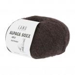 Lang Lang Alpaca SOXX 4-ply easywash f0068 brun