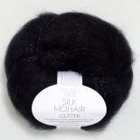 Sandnes Silk Mohair f1099 Svart