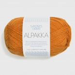 Sandnes Alpakka f2337 Gyllene ockra