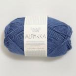Sandnes Alpakka f6053 blå