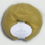 Sandnes Silk Mohair f2024 gulgrön