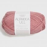 Sandnes Alpakka/Ull 4023 ljus gammalrosa