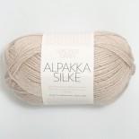 Sandnes Alpakka/silke f2521 sand