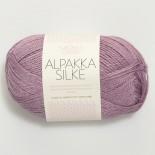 Sandnes Alpakka/silke f4642 lavendel