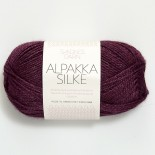 Sandnes Alpakka/silke f5063 lila