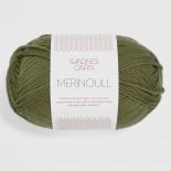 Sandnes Merinoull f9364 Olivgrön