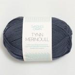 Sandnes Tynn Merinoull f6071 gråblå