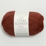 Sandnes Tynn Alpakka/Ull 3355 rost