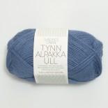 Sandnes Tynn Alpakka/Ull 6052 jeansblå