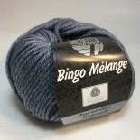 Lana Grossa Bingo Melange f204 blågrå