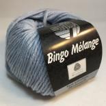 Lana Grossa Bingo Melange f250 ljusblå