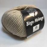 Lana Grossa Bingo Melange f249 ljusbeige