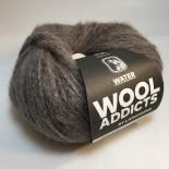 Wool Addicts Water f0096 mellanbrun