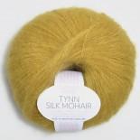 Sandnes Tynn Silk mohair f2024 gulgrön