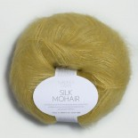 Sandnes Silk Mohair f2035 grågul utgått
